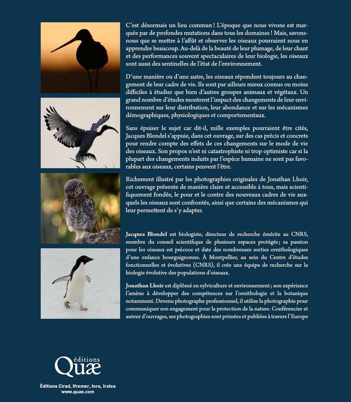 Oiseaux et changement global